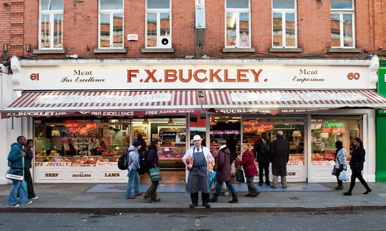 Ierland| Dublin| Fx-Buckley