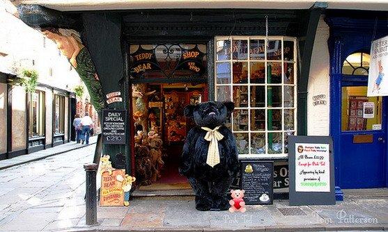 Engeland | York | Teddy Bear Shop