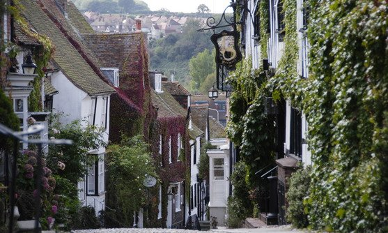Zuidoost Engeland | East Sussex |Mermaid Street Rye