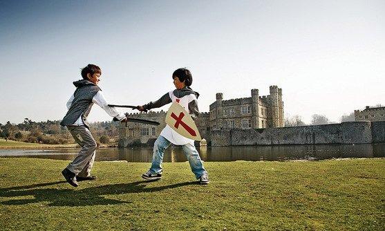 Zuidoost Engeland | Kent  | Leeds Castle