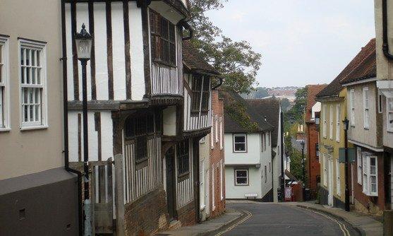 Engeland   East Anglia   Colchester