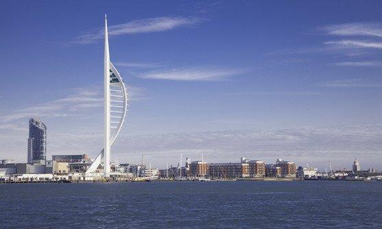 Engeland_Spinnaker Tower_Porstmout