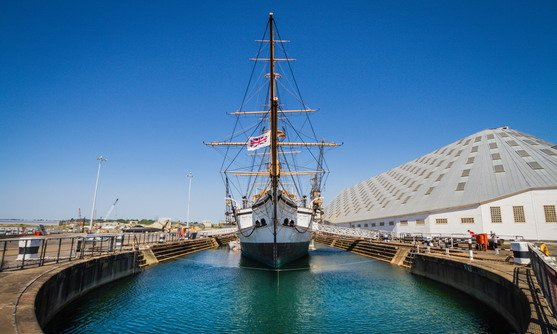 Engeland | Kent | Chatham | Historic Dockyard