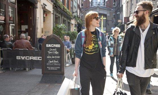Engeland | Londen | Carnaby street londen 2017.jpg