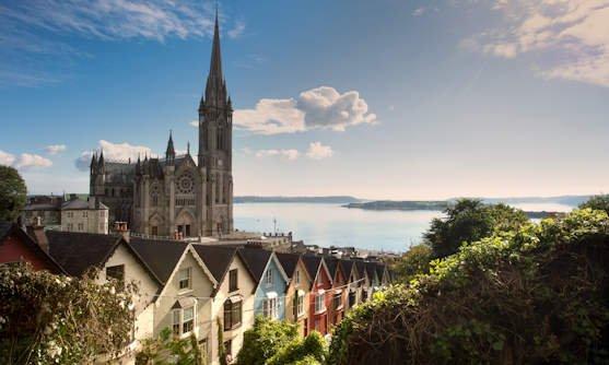 Ierland | Cork | Cobh St Colman's Cathedral