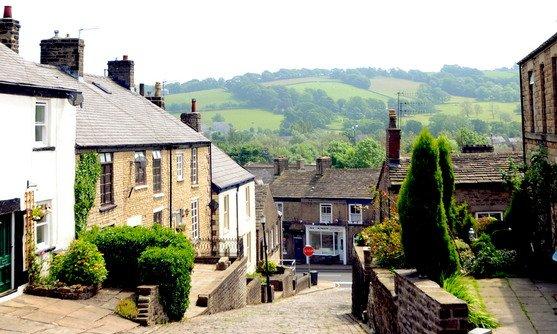 Engeland | Peak District | Chapel en Le Frith