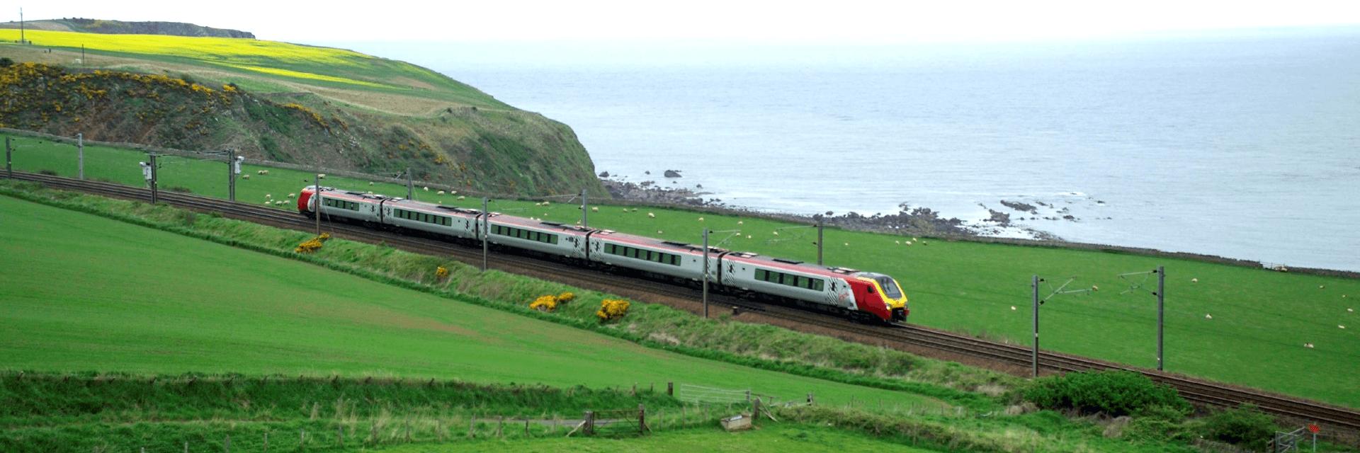 Britrail treinpassen Schotland - Schotland - Schotland: zuiden