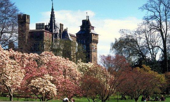 Wales | Zuid-Wales | Cardiff Castle