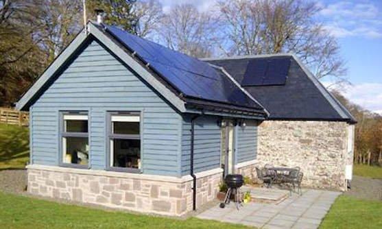 Vaatwasser Met Wifi : 0 per week charming doune cottages deze charmante