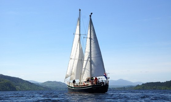 Steady Sailing