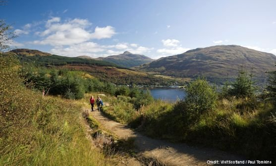 schotland cowal way hiking route ben arthur.jpg