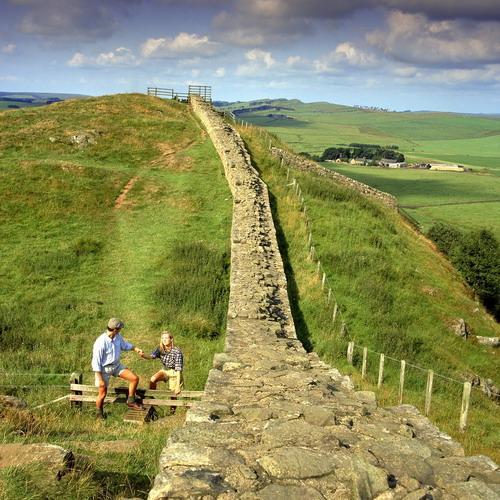 Engeland - Hadrian's Wall