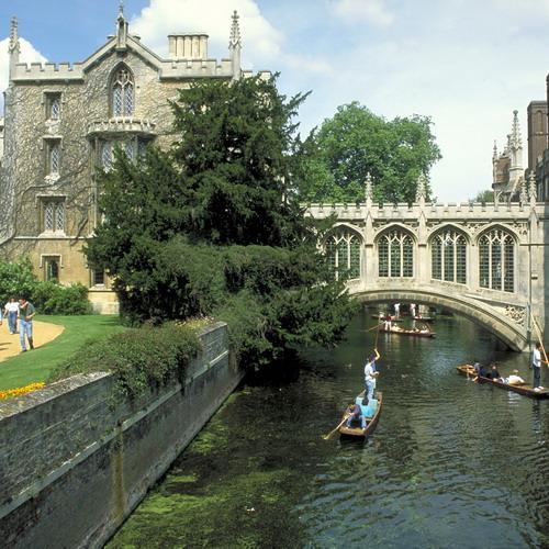 4 dagen Universiteitssteden van Engeland