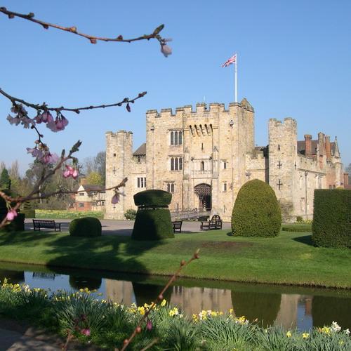 Kent-Hever Castle