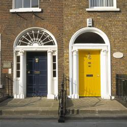 Dublin townhouse