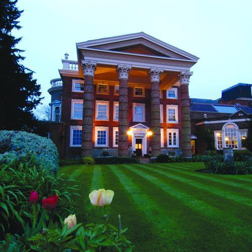 Hendon Hall exterior