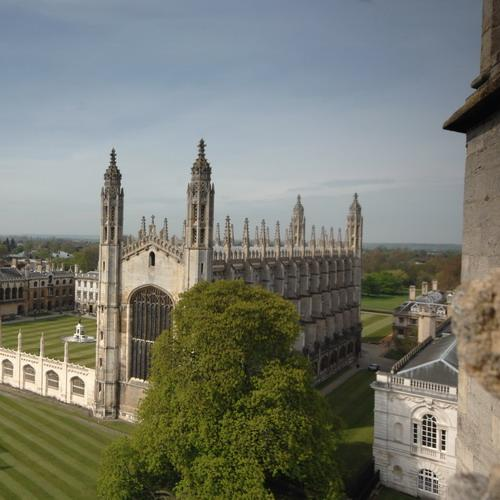 Cambridge - St Kings College