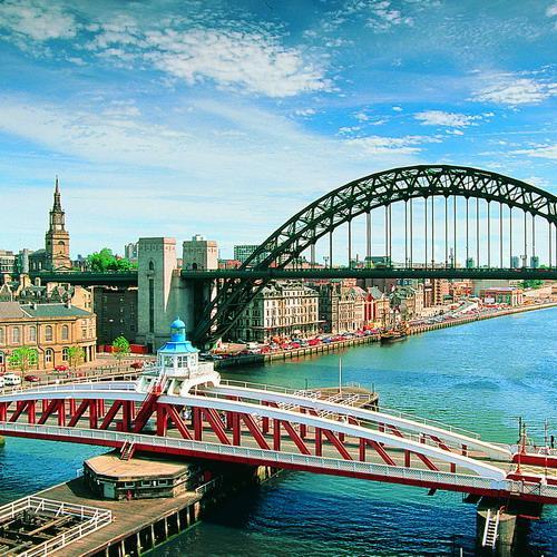 3 dagen Minicruise Newcastle
