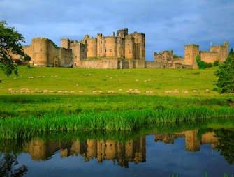 Engeland - Alnwick Castle
