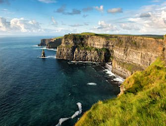 12 dagen coast to coast- Cliffs of Moher