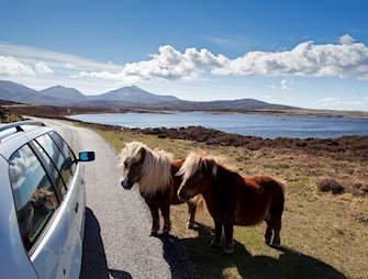 Loch Druidibeg - Hebriden