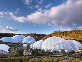 Cornwall, Eden Project