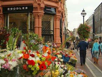 Shoppen Dublin