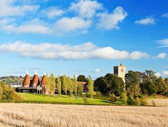 Oasthouses, Kent