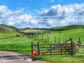 Compton Farm, Isle of Wight