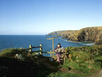 Wandelen Wales
