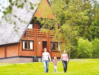 Kielder Lodges