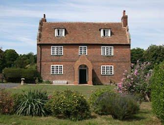 The Higham Farmhouse exterior