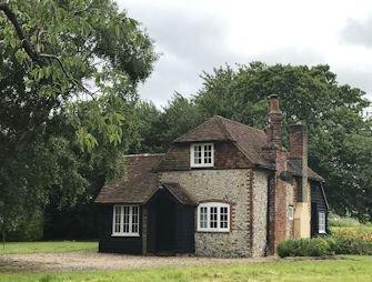 Crow Cottage buitenkant