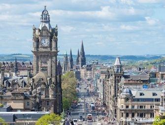Edinburgh highlight